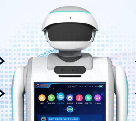 小笨机器人第3代