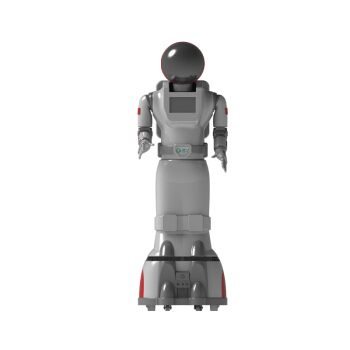 智能佳宇航员迎宾机器人
