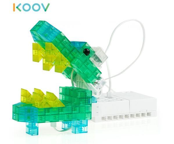 索尼KOOV可编程教育机器人套件(教育版)