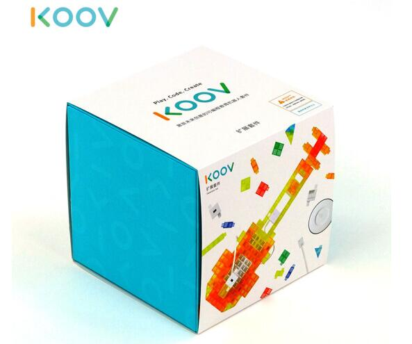 索尼(SONY)KOOV编程教育机器人