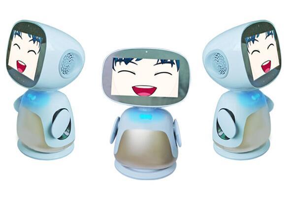 小村智能娱乐机器人